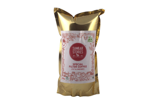 Special Filter Coffee Powder (15% Chicory) - Sambar Stories