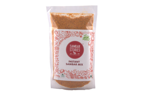 Instant Sambar Mix - Sambar Stories