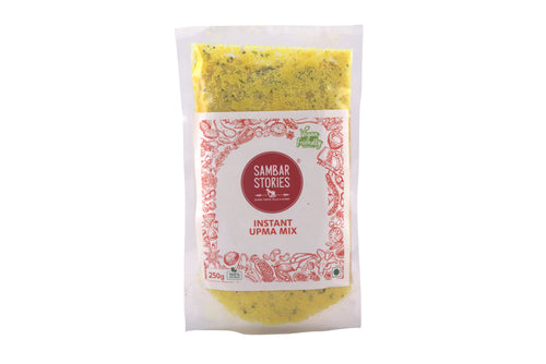 Instant Upma Mix - Sambar Stories