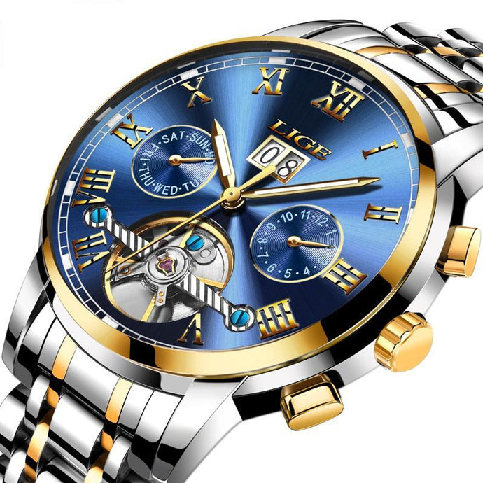 Perfect Opulence Luxury Watch