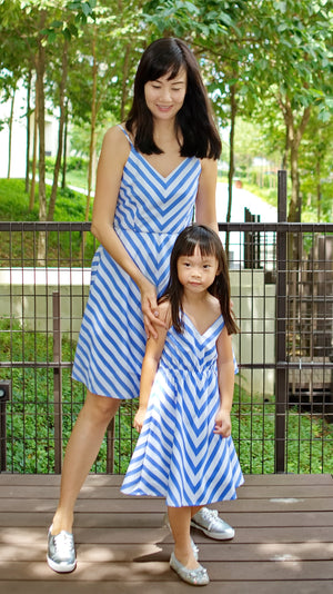 Vivienne and Kyra Dress Set - Mummy Vivienne Dress