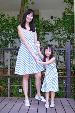 Vivienne and Kyra Set - Princess Kyra Dress