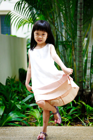 Jenn and Arissa Dress Set - Princess Arissa Dress