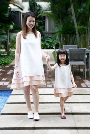 Jenn and Arissa Dress Set - Mummy Jenn Dress