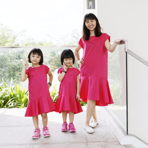 Xi Ting and Jazslyn Dress Set - Mummy Xi Ting Dress