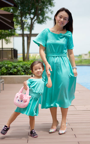 Joey and Zeina Dress Set - Mummy Joey Dress