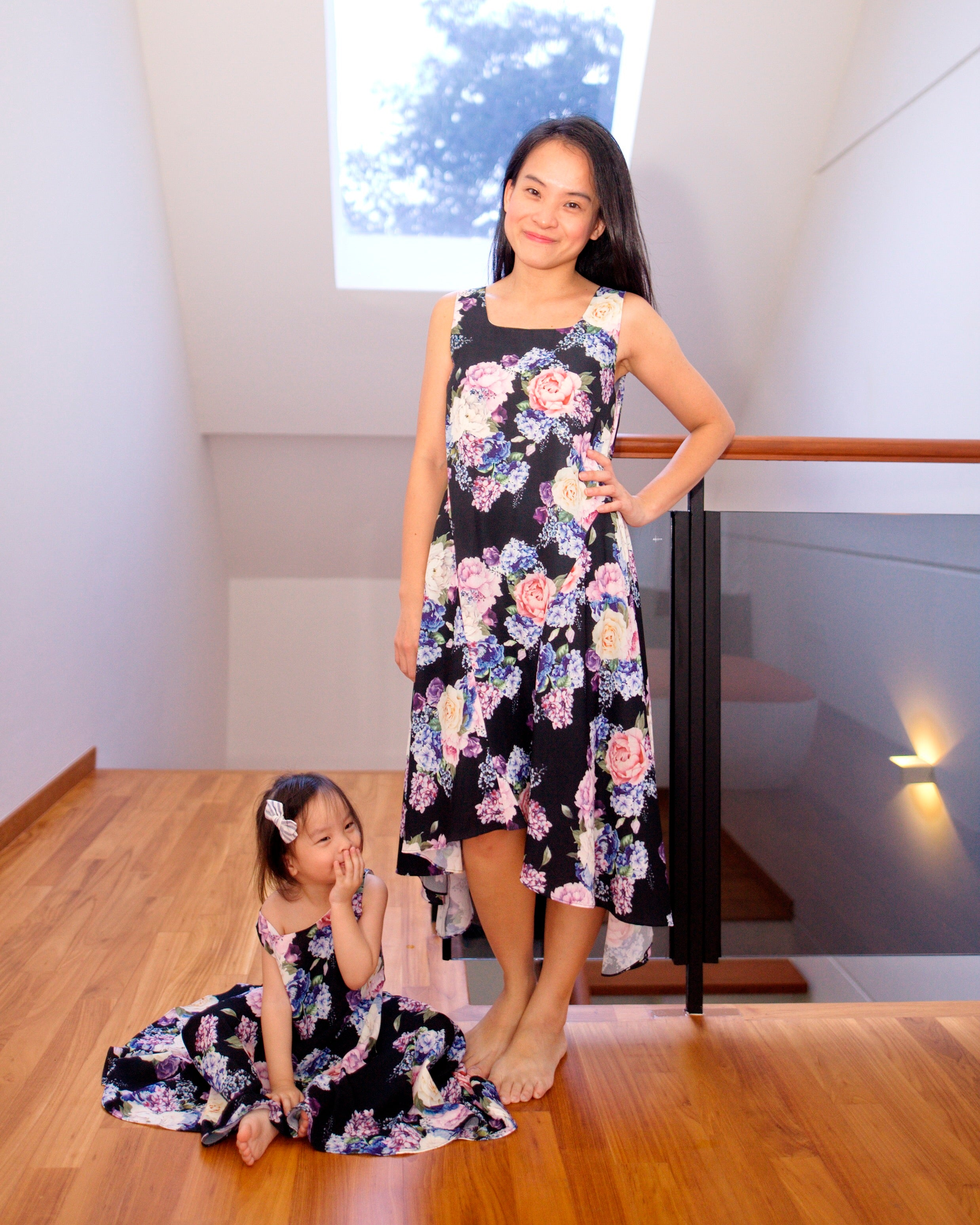 Shanice & Audria Dress Set - Mummy Shanice Dress