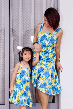 Genny and Koey Dress Set - Mummy Genny Dress