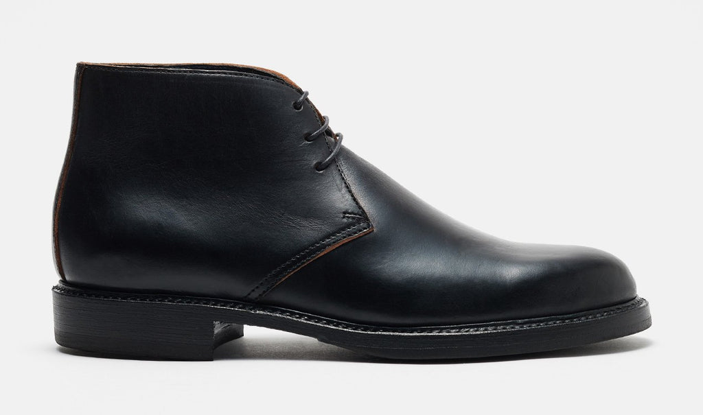 MADDOX Black Chromexcel