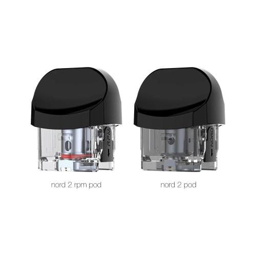 SMOK Nord 2 Replacement Pods Nimbus Vapour
