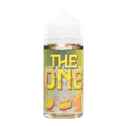 The One - Lemon Crumble Cake Nimbus Vapour