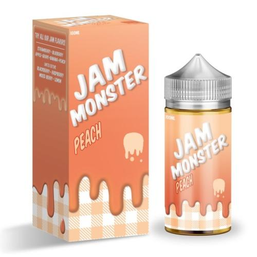 Jam Monster - Peach Nimbus Vapour