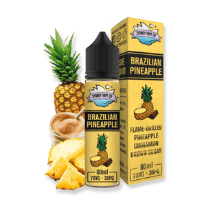 Sydney Vape Co. - Brazilian Pineapple Nimbus Vapour