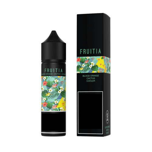 Fresh Farms Fruitia - Blood Orange Cactus Cooler - Nimbus Vapour