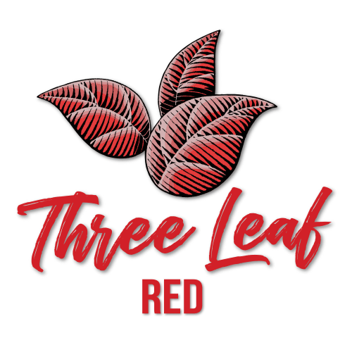 Three Leaf - Red