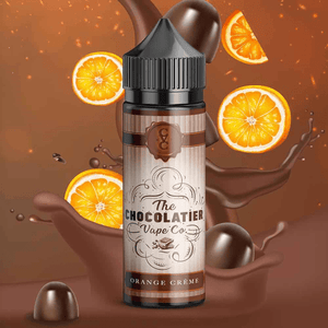 The Chocolatier Vape Co. - Orange Creme Nimbus Vapour
