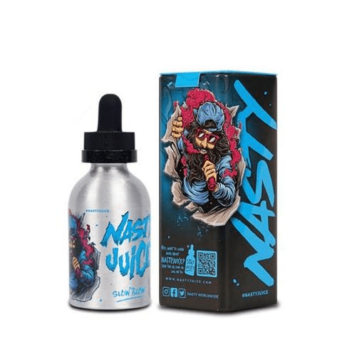 Nasty Juice - Slow Blow Nimbus Vapour
