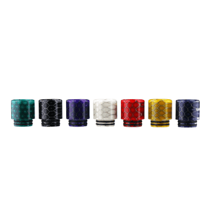 Demon Killer Cobra Resin 510 Drip Tip - Nimbus Vapour
