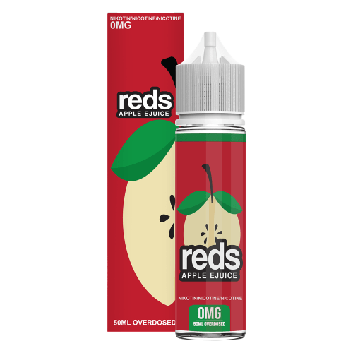 Reds - Apple - Nimbus Vapour