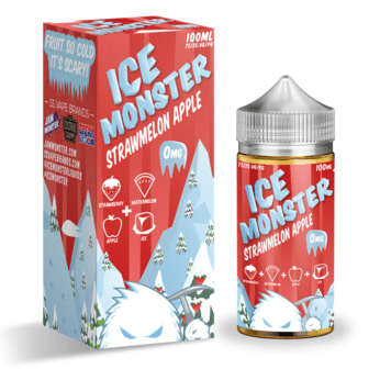 Ice Monster - Strawmelon Apple Nimbus Vapour