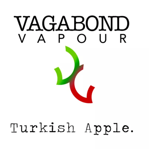 Vagabond Vapour - Turkish Apple Nimbus Vapour