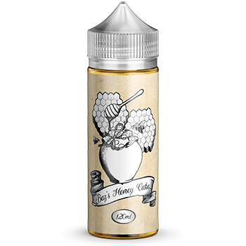Affinity Creations - Baz's Honey Cake - Nimbus Vapour