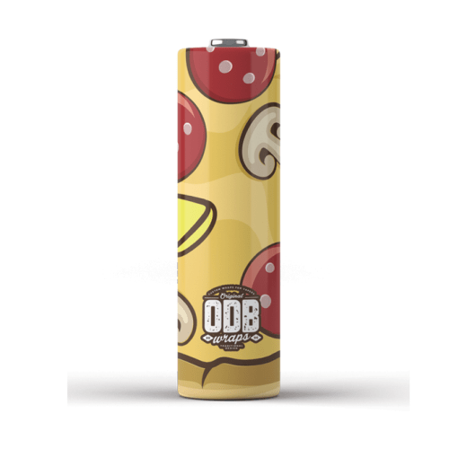 ODB 21700 Battery Wraps 4-Pack Nimbus Vapour