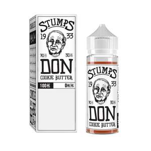 Stumps - 'Don' Cookie Butter Nimbus Vapour