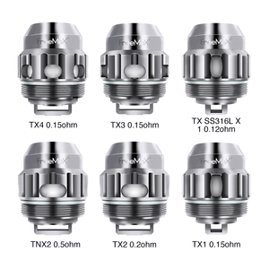 Freemax Fireluke 2/Twister Replacement Coil 5-Pack - Nimbus Vapour