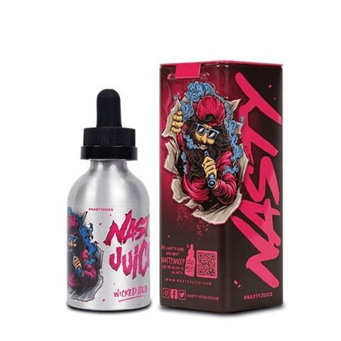 Nasty Juice - Wicked Haze - Nimbus Vapour