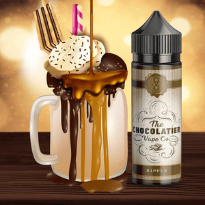 The Chocolatier Vape Co. - Ripple - Nimbus Vapour