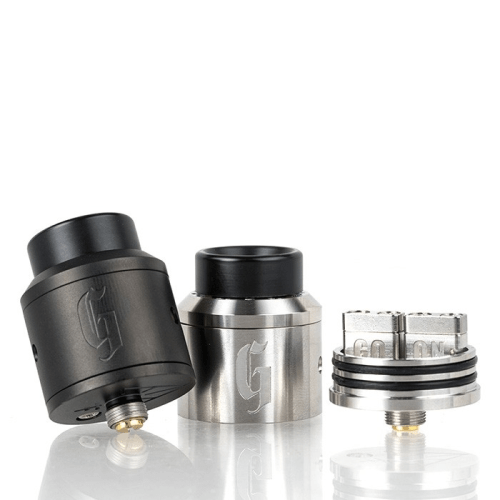 Goon 25mm RDA by 528 Custom Vapes Nimbus Vapour