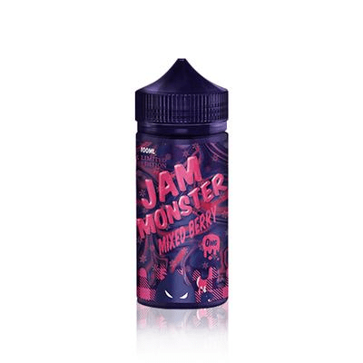 Jam Monster - Mixed Berry - Nimbus Vapour