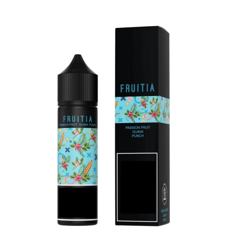 Fresh Farms Fruitia - Passionfruit Guava Punch - Nimbus Vapour