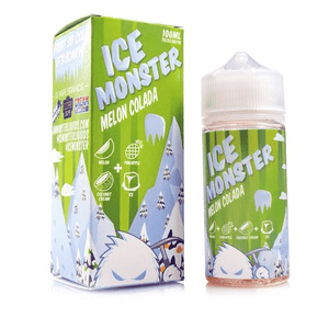 Ice Monster - Melon Colada Nimbus Vapour
