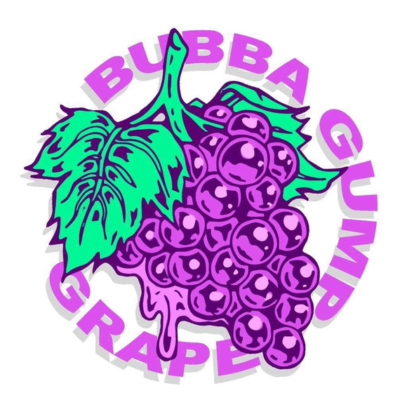 Bubba Gump Grape Nimbus Vapour