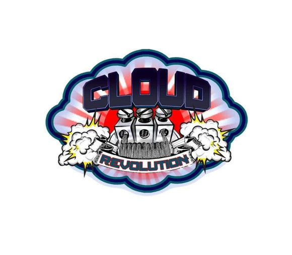 Cloud Revolution Coils Nimbus Vapour