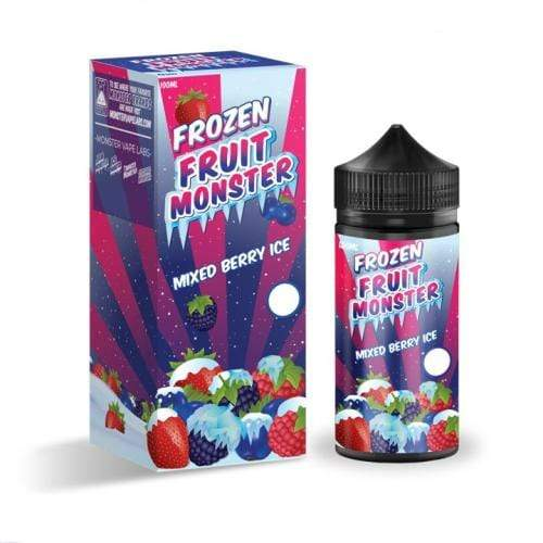 Frozen Fruit Monster - Mixed Berry Ice Nimbus Vapour