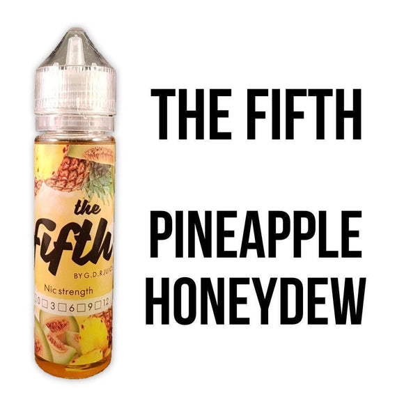GDR Juice - Pineapple Honeydew Nimbus Vapour