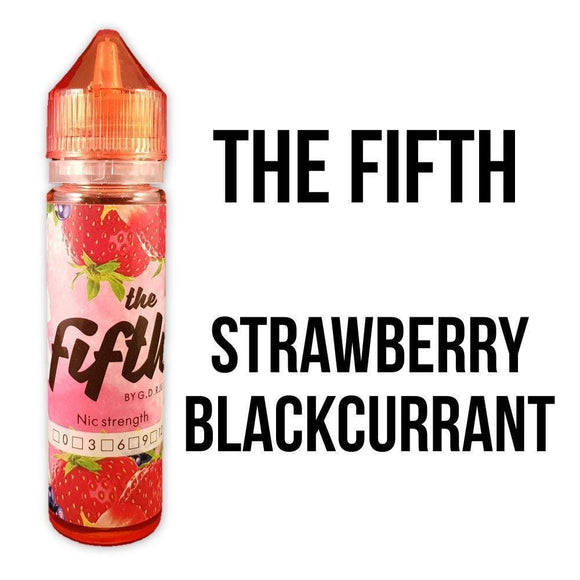 GDR Juice - Strawberry Blackcurrant Nimbus Vapour