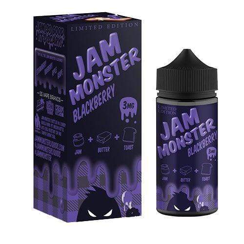 Jam Monster - Blackberry - Nimbus Vapour