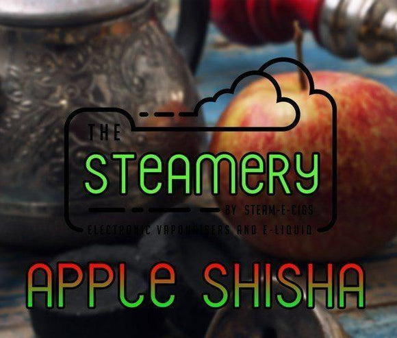 The Steamery - Apple Shisha Nimbus Vapour