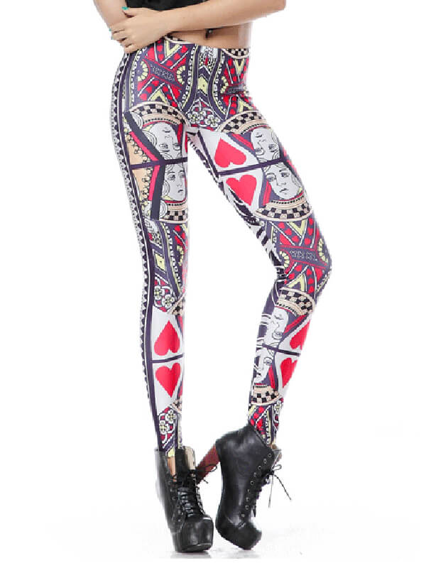 Queen Stretchy Leggings