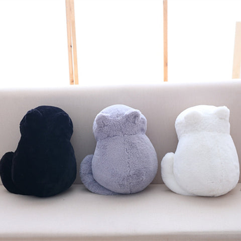 New Cuddly Cat Pillows - 3 Colors To Chose From!