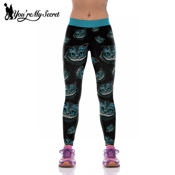 New Sexy Cute Yoga High Waist Leggings