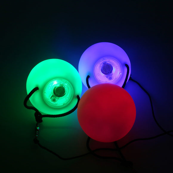 New POI Set Fitness LED Balls