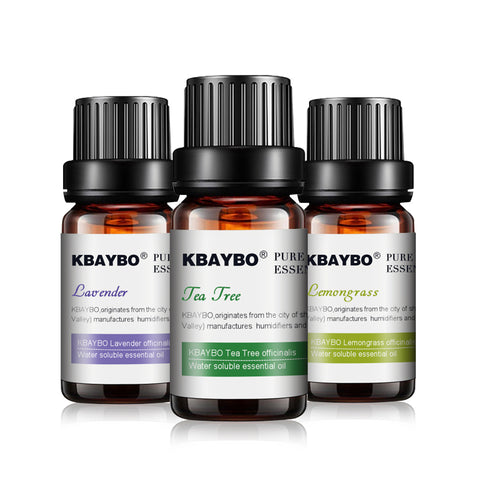 New Essential Oils Aromatherapy Pack of 3