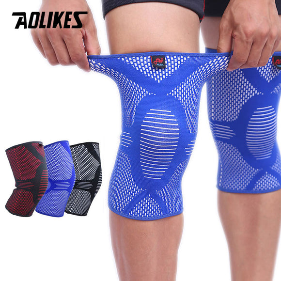 New High Elasticity Sport Knee Support Guard