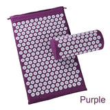 New Acupuncture Spike Yoga Mat with Pillow