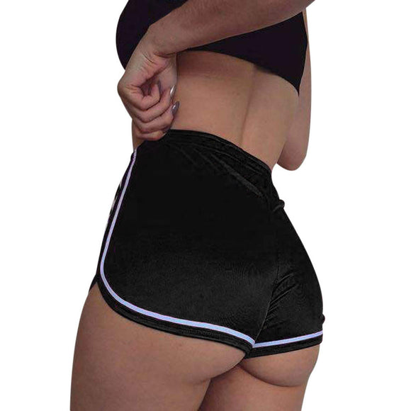 New Sexy High Waist Sport Shorts